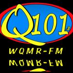 Q101Logo wide new colors
